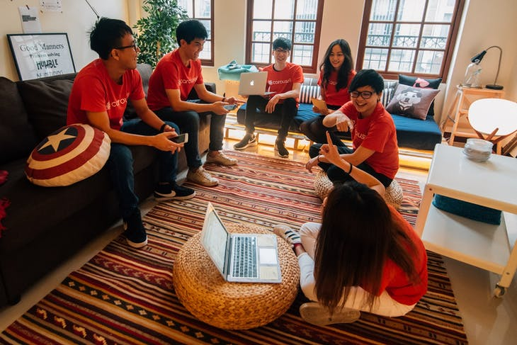 Carousell office 4